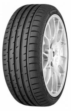 Continental ContiSportContact 3 265/40R18