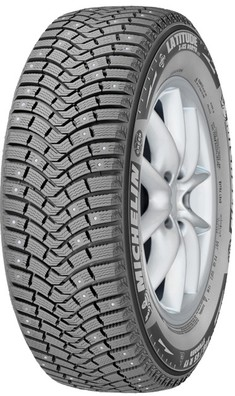 Michelin Latitude X-Ice North 2+ New 255/55R18 109T