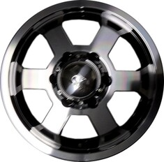 Штампованные диски IKON